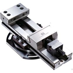 HOMGE HG-150SC Тиски прецизионные быстрозажимные поворотные Homge Тиски станочные Инструмент и оснастка