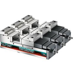 HOMGE HPAC-100S Тиски прецизионные для станков с ЧПУ Homge Тиски станочные Инструмент и оснастка