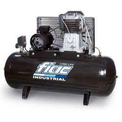 FIAC LLD 150-3 C Компрессор поршневой индустриальный Fiac Поршневые Компрессоры