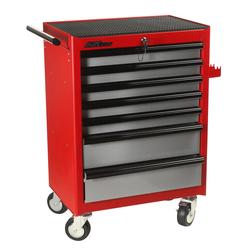 JTC 3931+344 Инструментальная тележка 7 секций с инструментом (344 предмета) JTC Мебель металлическая Сервисное оборудование