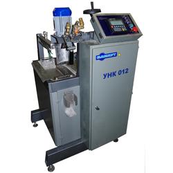 Автоматическая установка нанесения клея УНК 012 Бакаут Сращивание по длине Столярные станки