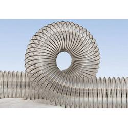 Воздуховод из полиуретана PU с толщиной стенки 0,5мм Пром воздуховоды Аспирация Столярные станки