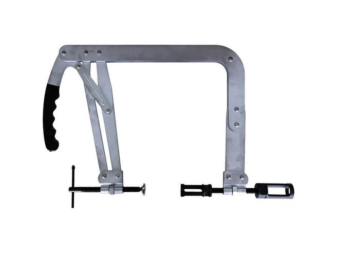 Рассухариватель клапанов С-образный с двумя стаканами Сорокин 40.43 (45-145мм) Сорокин Ручной Инструмент